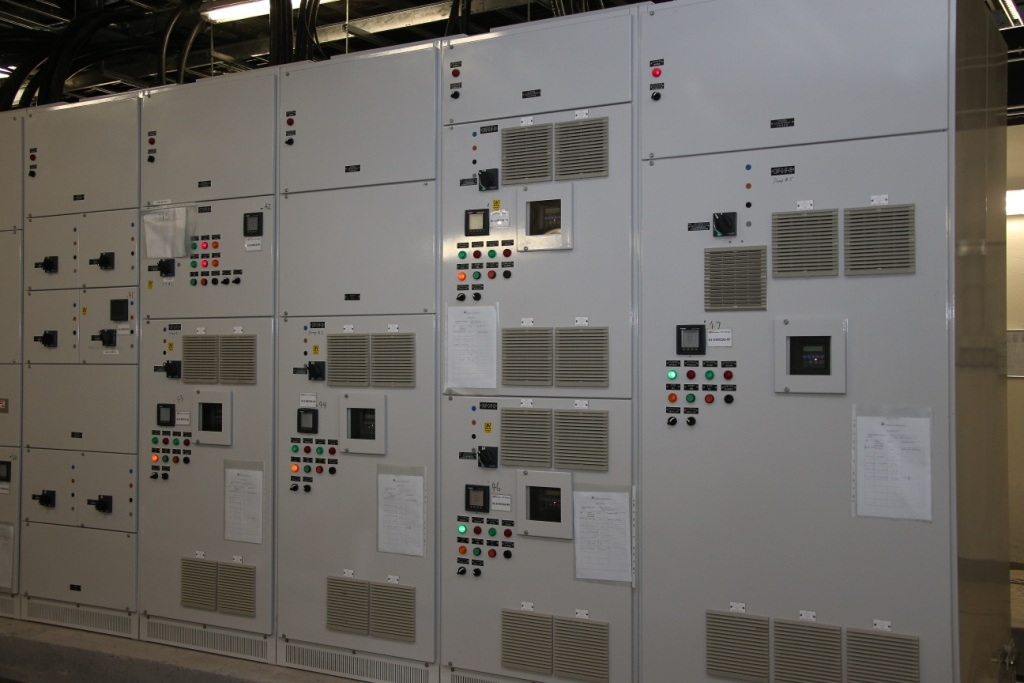 LV Switch / Motor Control Center